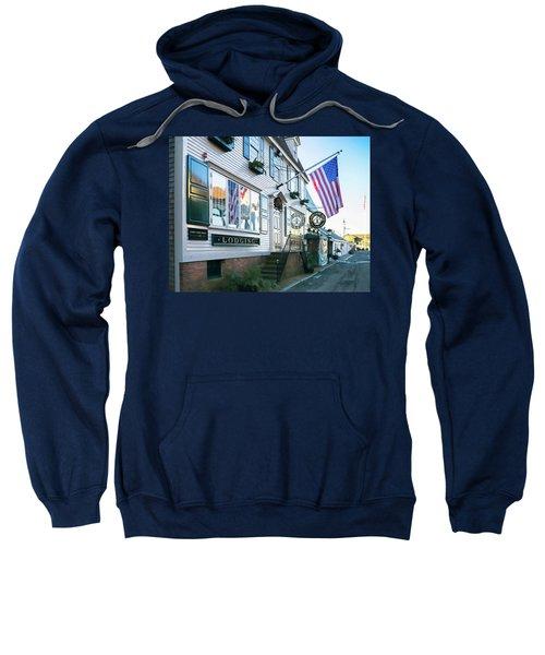 A Newport Wharf Sweatshirt