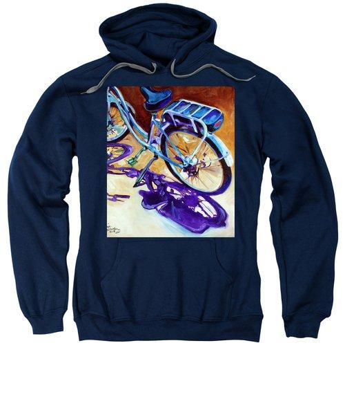A Pedego Cruiser Bike Sweatshirt