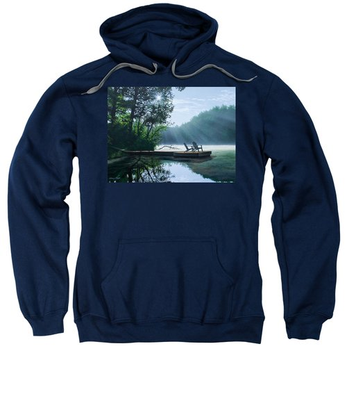 A Place To Ponder Sweatshirt