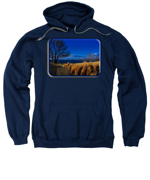 A Side Path Sweatshirt by Mark Myhaver