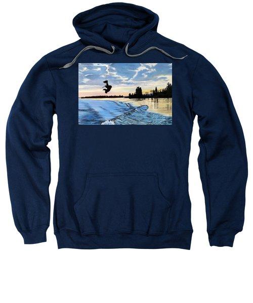 A Sunset Show Sweatshirt