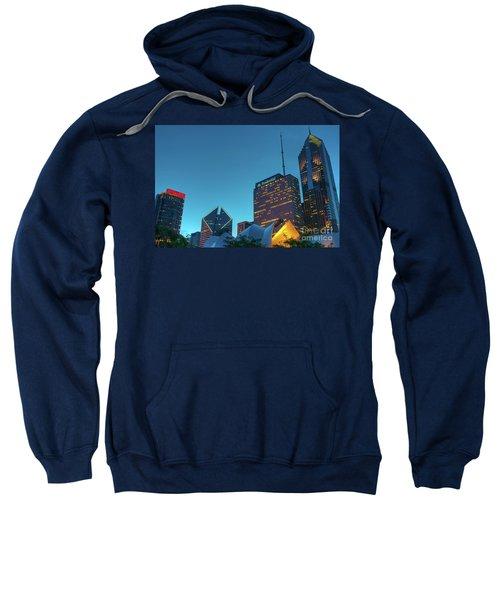 A View From Millenium Park Sweatshirt