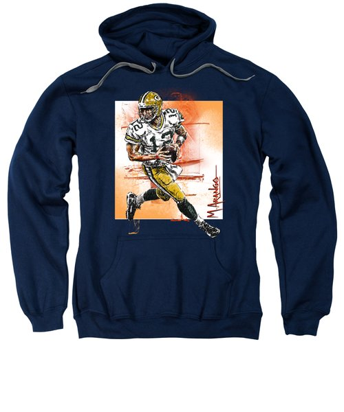 f8deaf7f Aaron Rodgers Hooded Sweatshirts | Fine Art America