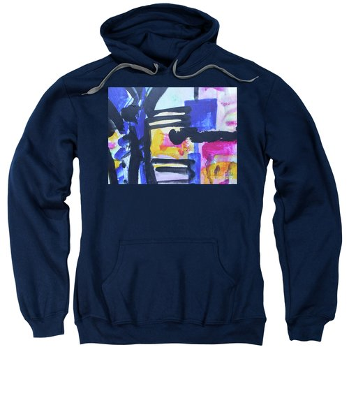 Abstract-16 Sweatshirt