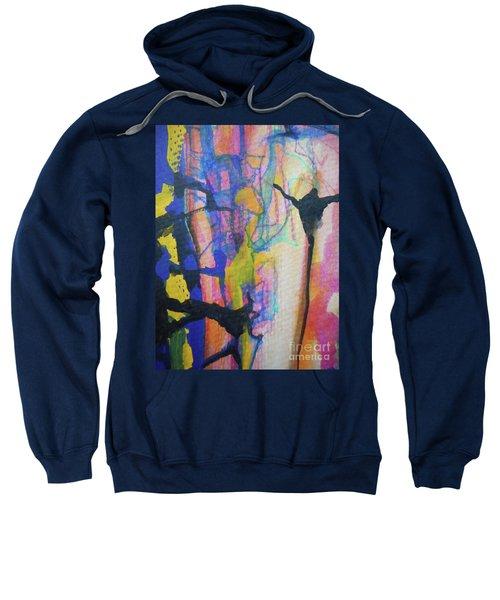 Abstract-3 Sweatshirt