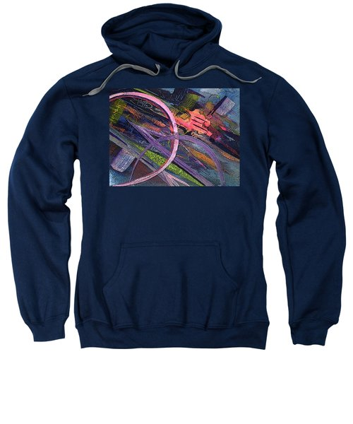 Abstract Blast Sweatshirt