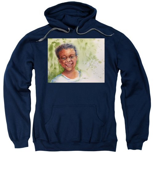 African Girl Sweatshirt