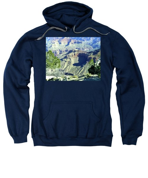 Afternoon View Grand Canyon Sweatshirt