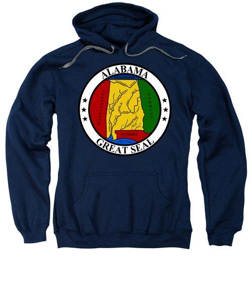 Alabama State Seal Sweatshirt