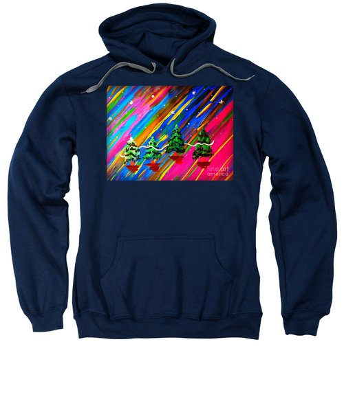 Altered States Of Consciousness Sweatshirt