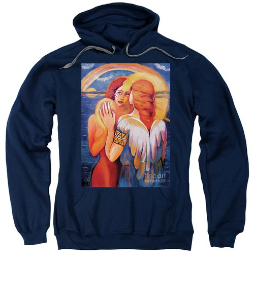 Angel Touch Sweatshirt