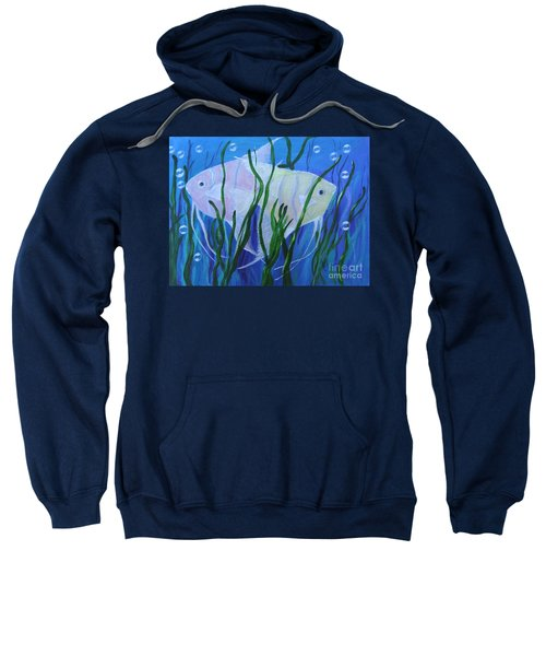 Angelfish Duo Sweatshirt