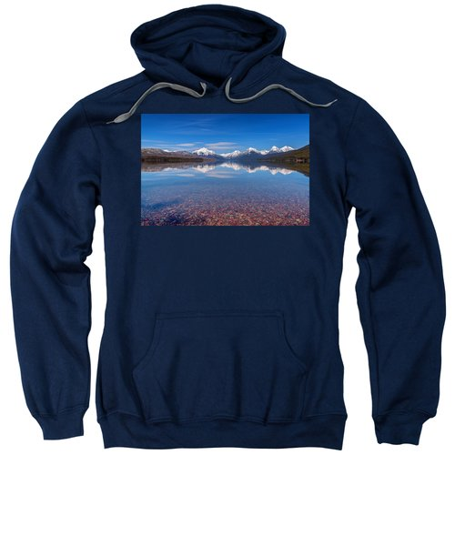 Apgar Beach Rocky Shore Sweatshirt