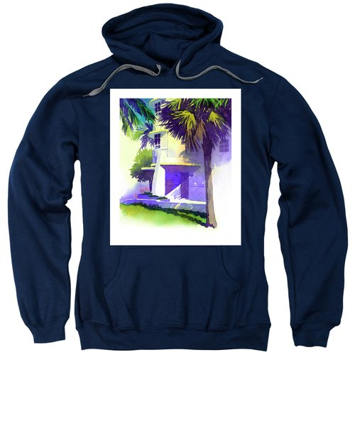 Art Deco Hotel Miami Sweatshirt