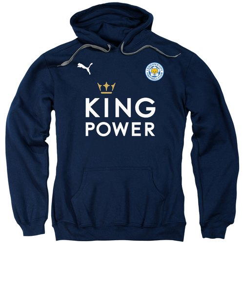 Leicester City,the Foxes Sweatshirt