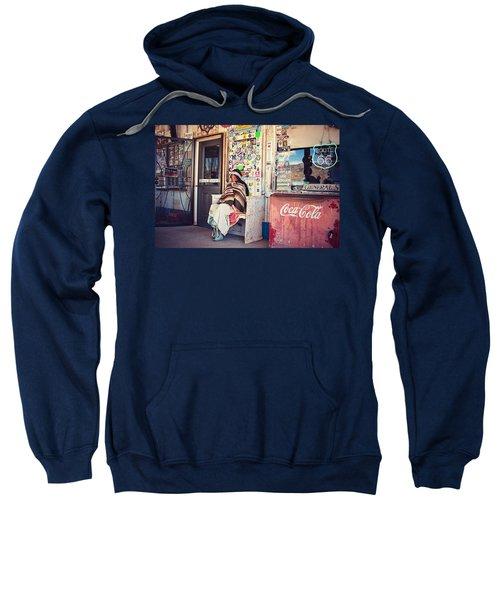 At The Hackberry General Store Sweatshirt