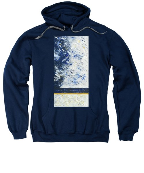 Atmospheric Conditions, Panel 1 Of 3 Sweatshirt
