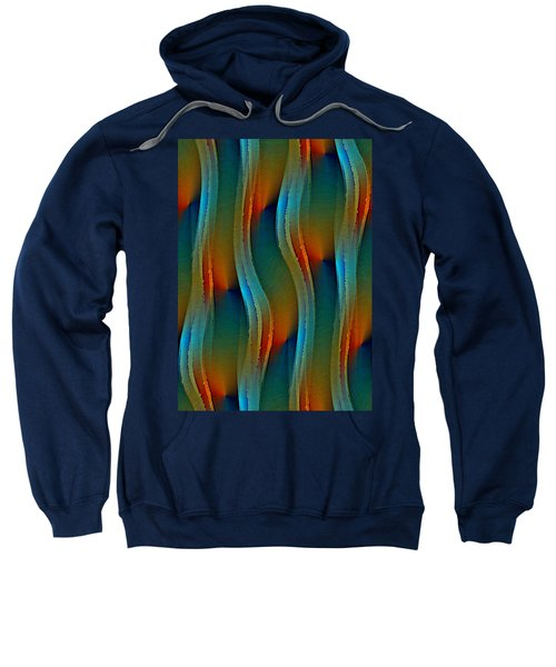 Aurora Oil Sweatshirt