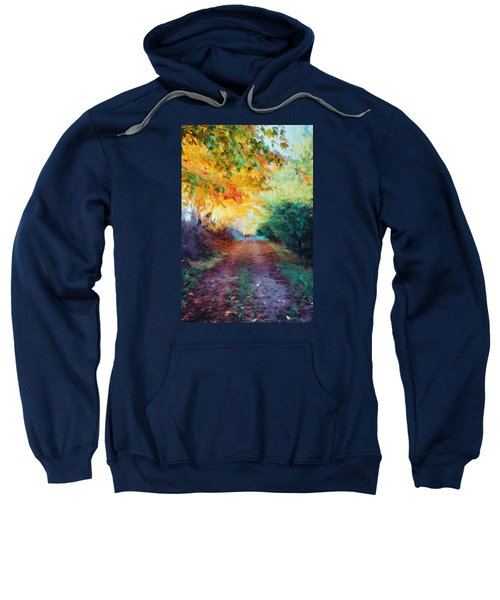 Autumn Road Sweatshirt