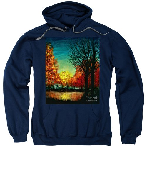 Autumn Silhouette  Sweatshirt