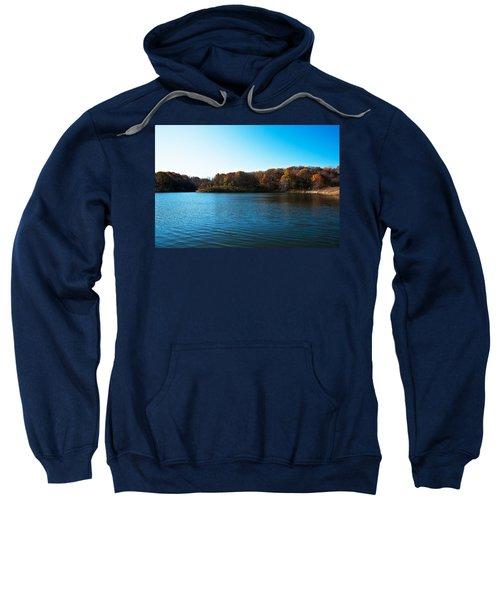 Autumn The In Loess Hills Sweatshirt