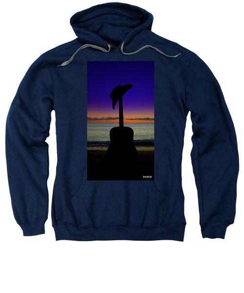 Badguitar  Sweatshirt