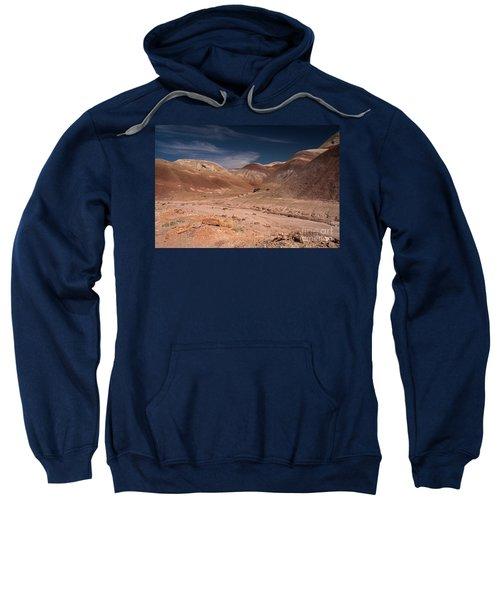 Badlands Near Hanksville Utah Sweatshirt
