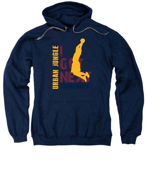Basketball I Got Next 5 Sweatshirt