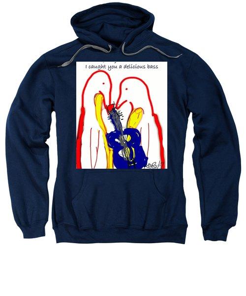 Bass Birds Sweatshirt