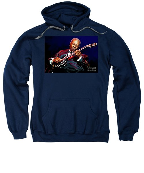 Bb King Sweatshirt