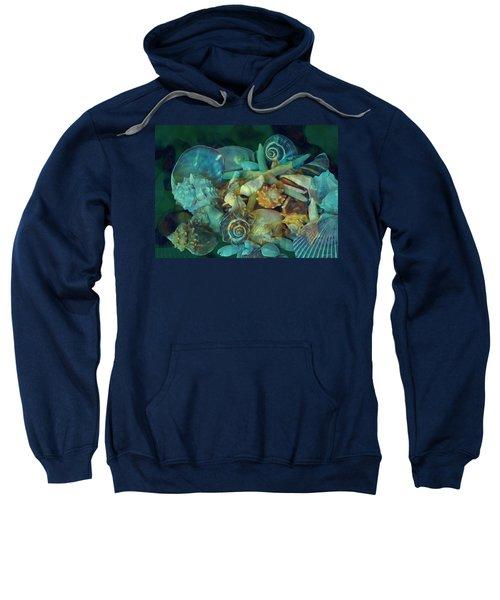 Beach Beauty 10  Sweatshirt