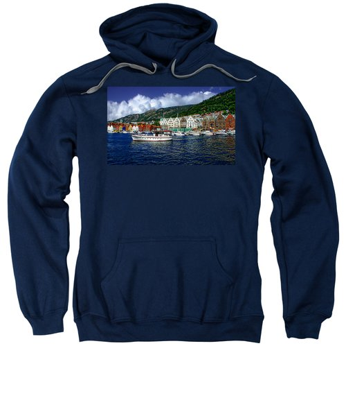 Bergen - Norway Sweatshirt