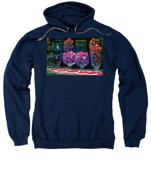 Berries In The Window Sweatshirt
