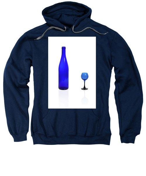Blue  #2438 Sweatshirt