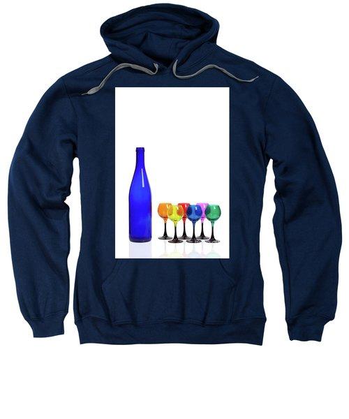 Blue Bottle #2429 Sweatshirt