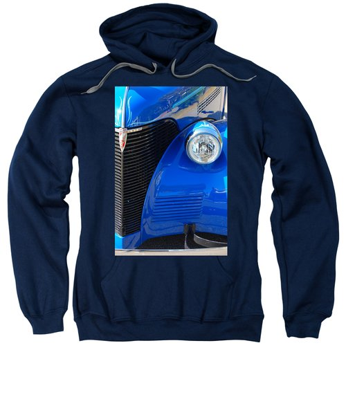 Blue Chevy Sweatshirt