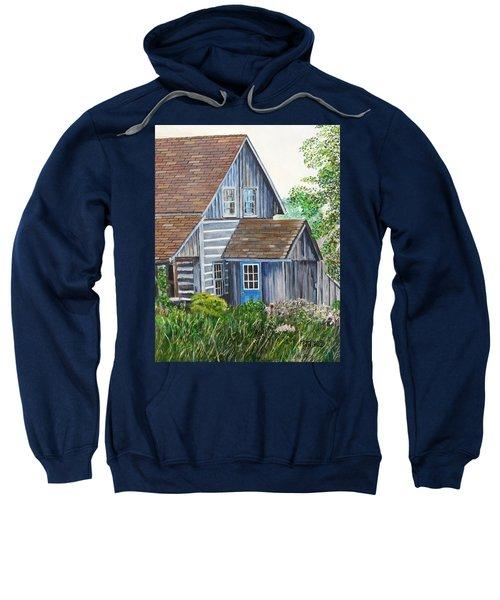 Blue Door Sweatshirt