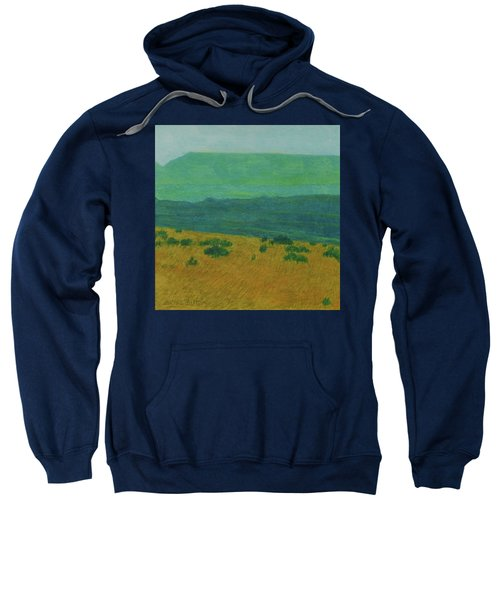 Blue-green Dakota Dream, 1 Sweatshirt