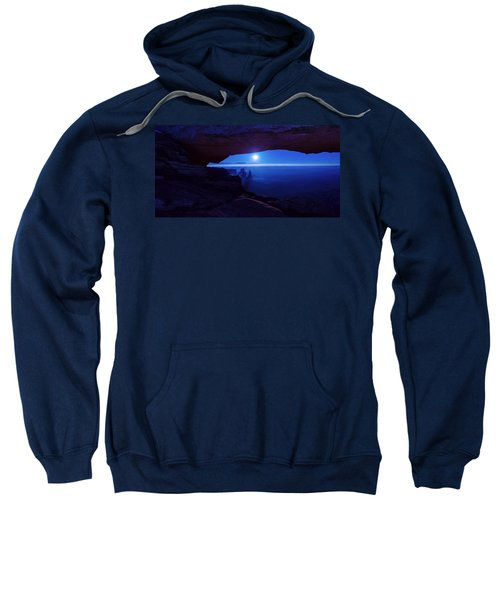 Blue Mesa Arch Sweatshirt