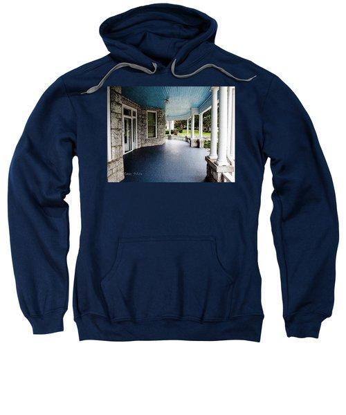 Blue Sky Above Sweatshirt