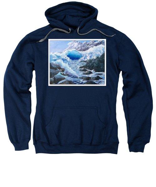 Blue Storm Sweatshirt