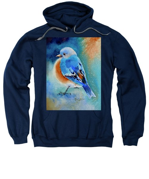 Bluebird #4 Sweatshirt