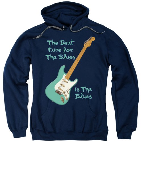 Blues Cure Seafoam Sweatshirt