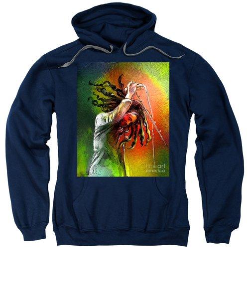 Bob Marley 07 Sweatshirt