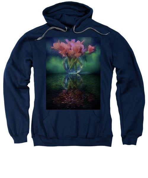 Bouquet Reflected Sweatshirt