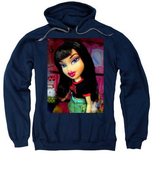 Bratz Strut It Jade Sweatshirt