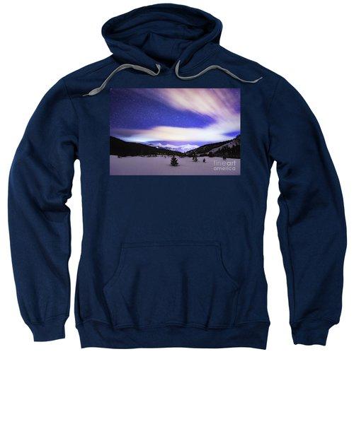 Breckenridge Blues  Sweatshirt