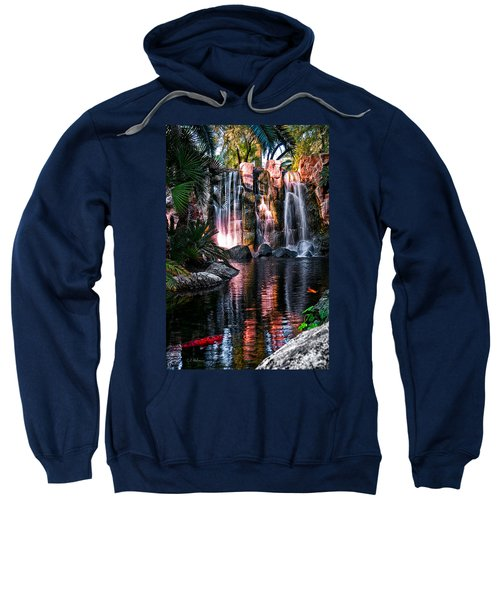Bright Waterfalls Sweatshirt