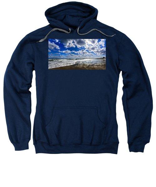 Brilliant Clouds Sweatshirt