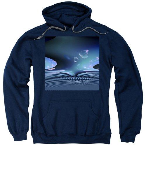 Bubble Abstract Sweatshirt
